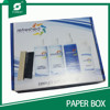 HOT SALE CUSTOMIZED PAPER BOX SHOE CLEANER COLOR PACKAGING BOX