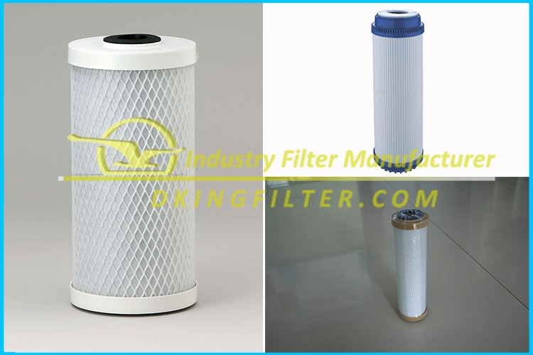 Activated carbon water filter instock