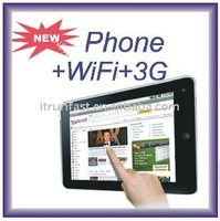 Mobile Cell Phone Tablet PC With WiFi, 3G, Camera, UMPC