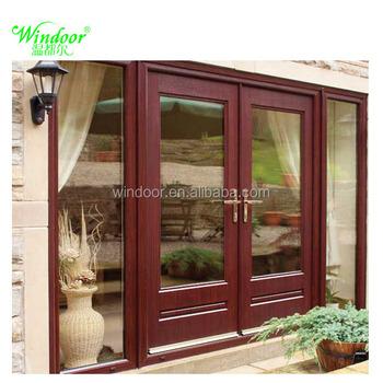 Professional Aluminum Clad Wood Windows Manufacture Buy Wood Basement Windows Vinyl Clad Window Wood Windows Product On Alibaba Com