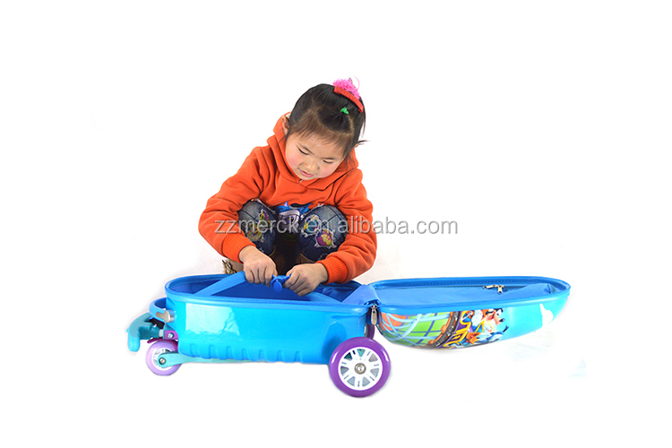 Scooter Suitcase Luggage For Kid - Buy Cheap Kids Luggage,Kids ...
