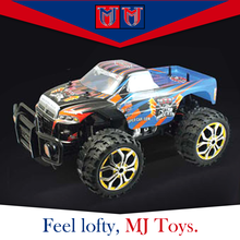 2017 new product big foot racing model remote control 4wd electric car toy for kids