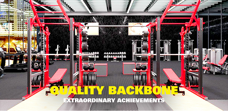 Wholesale good price space saving storage kettlebell rack