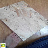 waterproof osb board for construction/decoration
