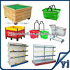 Hot sell all kinds of supermarket equipments