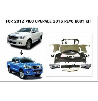 Car Body Kits >> Car Body Kits For T0yota Hilux 2012 2013 Update To Revo 2016 Buy Headlight Front Bumper Grille Car Body Kit For Toyota Rocco 2017 2018 2019 2020 For