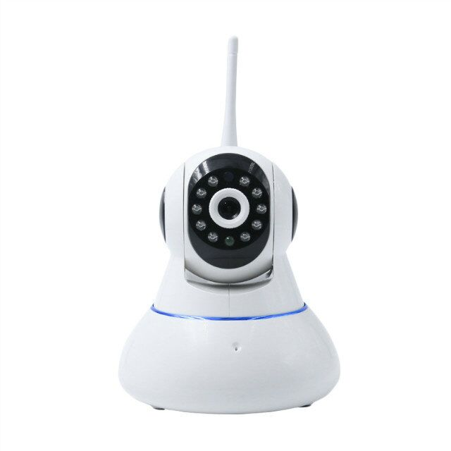 Saful 720P P2P Video 3g/4g GSM IP camera alarm support SD card & Two-Way Intercom