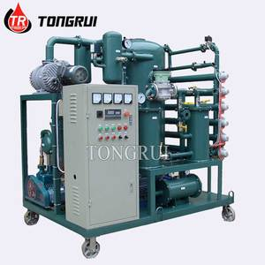 Sale Vacuum System Regeneration \Recycling Used Transformer Insulating Oil