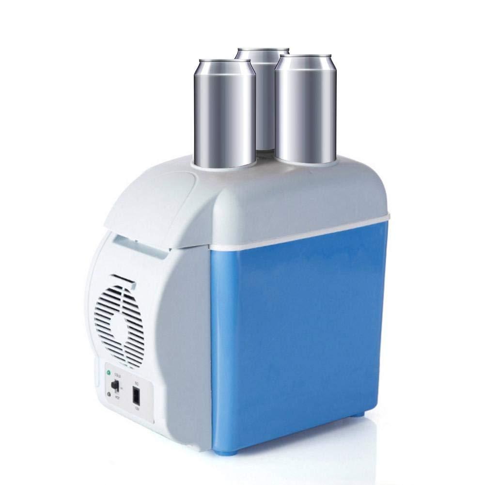 Widewing Mini Portable Car Refrigerator Warmer Home Electric Fridge Cooler 12V 7.5L
