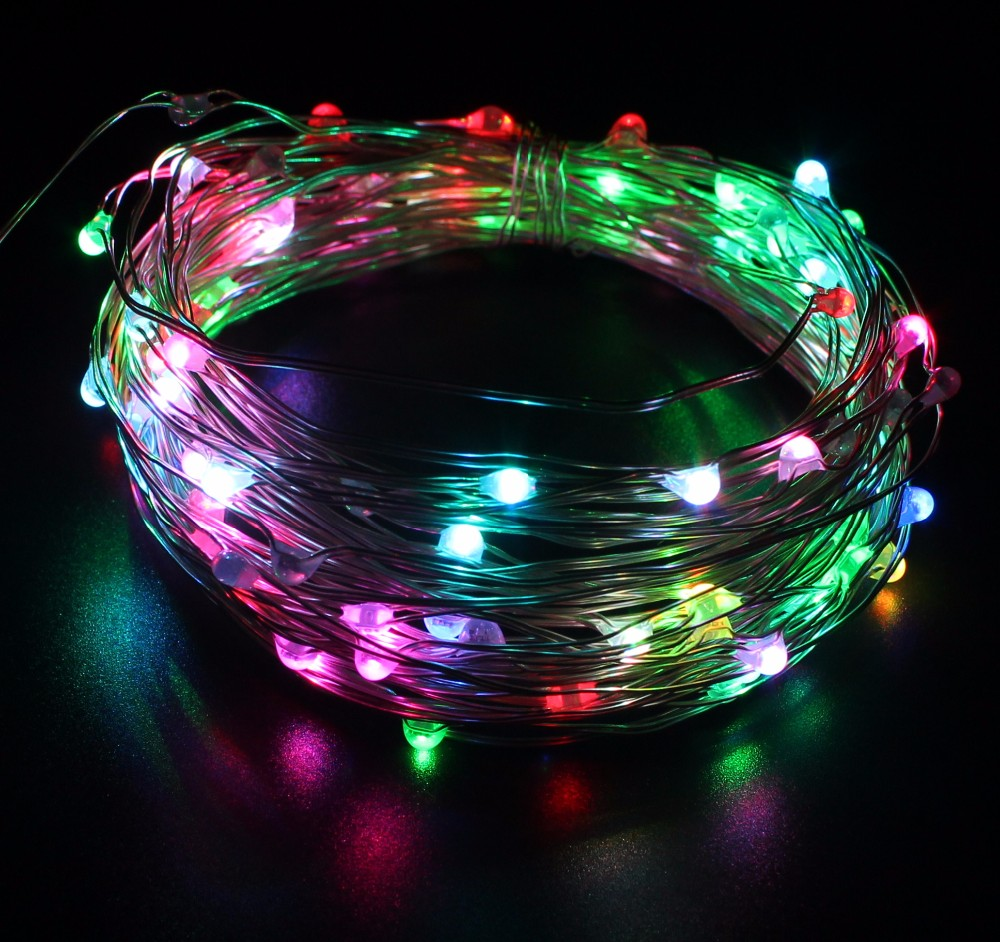 Diwali Home Decoration Lights: Christmas/diwali/home Decoration Fairy Light Battery