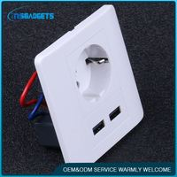 Travel plug power adapter h0t6p russia type wall socket for sale