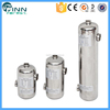 Swimming pool stainless steel shell tube heat exchanger