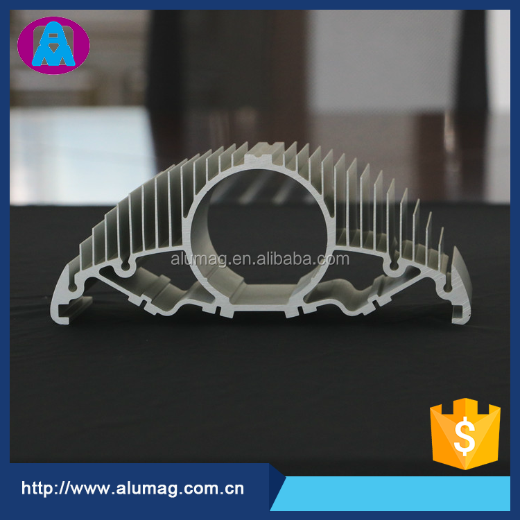 China OEM factory supplier aluminium heat sink for power amplifier