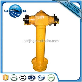 Industrial Low Price Wet Barrel Fire Hydrant Buy Wet Barrel Fire