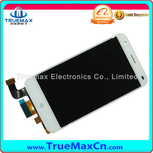 Wholesale Mobile Phone Spare Parts For ZTE Replacing Original LCD Screen  For ZTE S6 LCD Complete