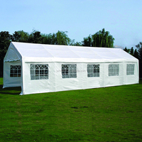 High Quality 5x10m outdoor winter white wedding marquee party tent for sale, large marquee event tent