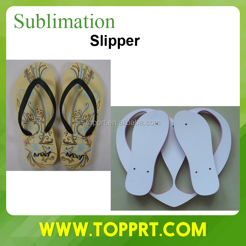 wholesale blank sublimation colorful beach shoes,blank Sublimation slipper
