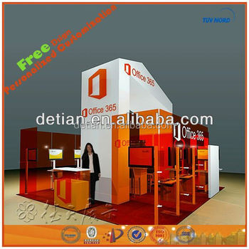 Exhibition Stall Manufacturer : Shanghai exhibition stall design and construction from