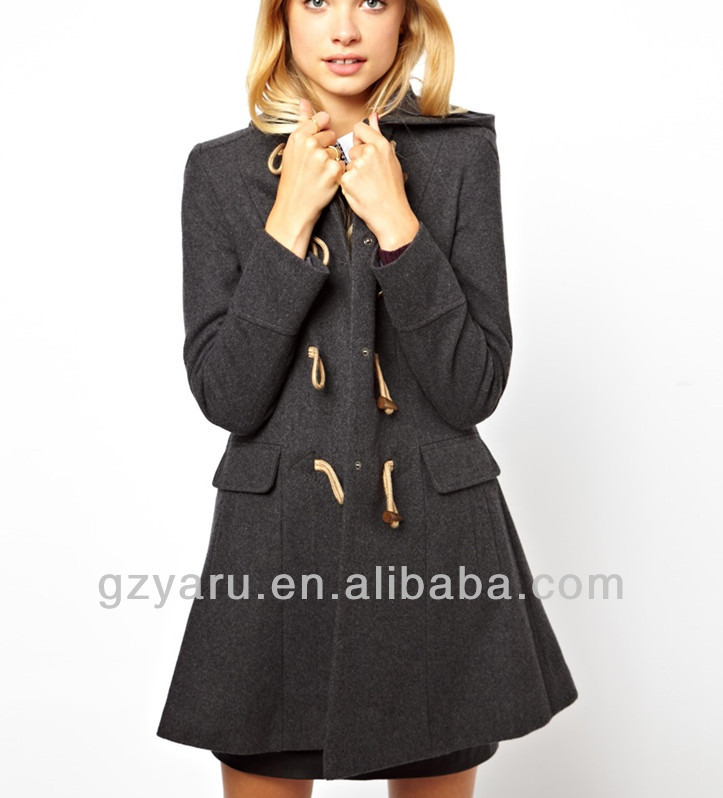 clothing factory latest coat designs for women