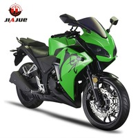 Jiajue R15 water cooled chinese 300cc motorcycle with lots of amusement