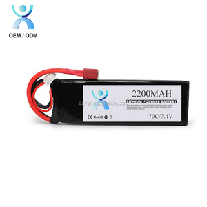 2s lipo X8C rc lipo battery pack 903475 7.4v 2200mah rc battery