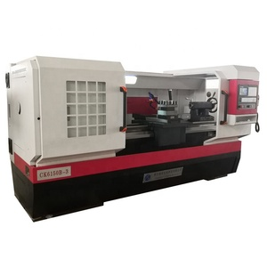 Small Metal CNC Turning Lathe Machine Center CK6150