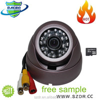 Wholesale BNC Connector CCTV Camera Wireless cctv camera Worlds Smallest Digital Camera with Metal Housing