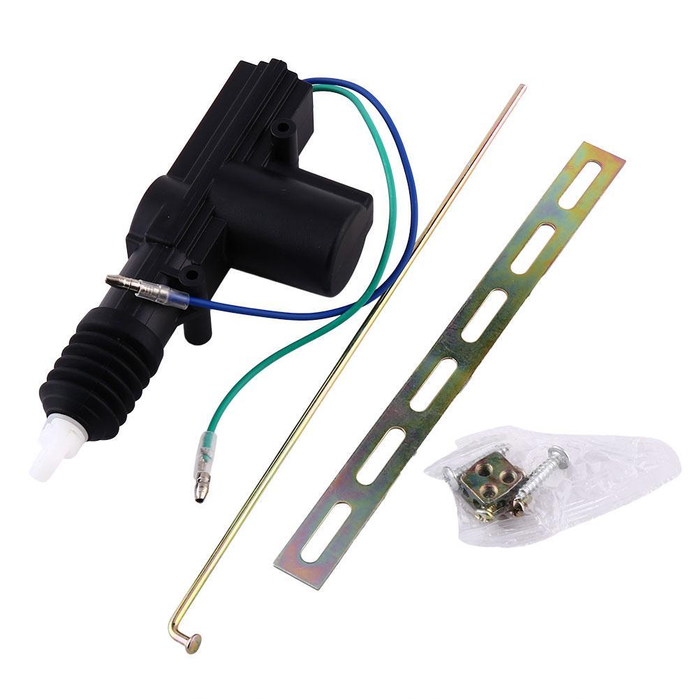ᐂ2016 Newest Oem ⑦ 2 2 Wire Central Locks Locking 【ᗑ】 12v