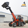 china front garden telescopic loader with low price