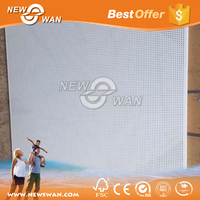 Aluminum perforated metal false ceiling