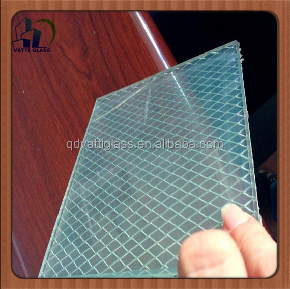 Best Quality Wire Mesh Glass Panels,Laminated Wire Glass /wired ...
