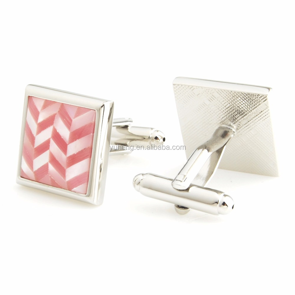 Newest new arrival stainless cufflink store