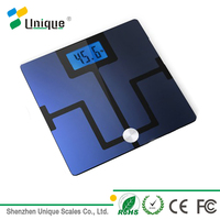 180kg Digital household bathroom Body Fat Weight Scale for sale