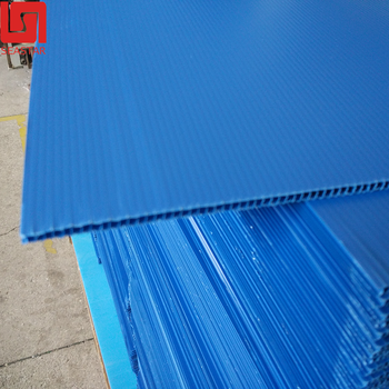 Pp Hollow Sheet Floor Protection Board