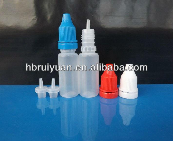 gotas para los o 237 dos botella 5 ml pe a prueba de