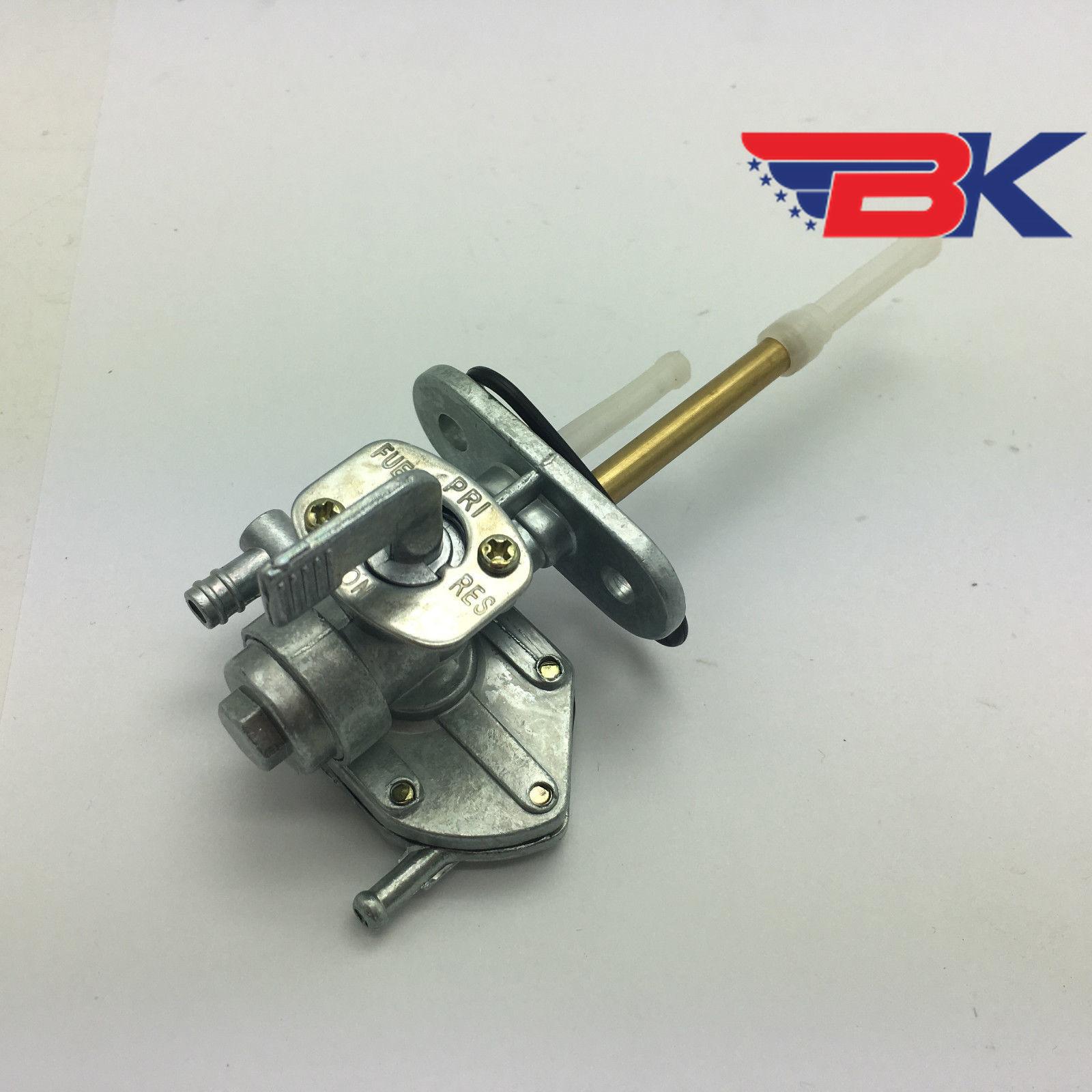 Fuel Gas Petcock For Suzuki Quadsport 80 LT80 Quadrunner 50 LT50 Kawasaki  KFX80 ATV Dirt Bike