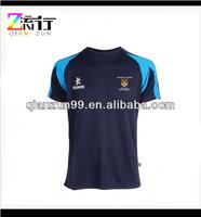 Cheap Custom Blank V-neck Dry Fit Sport Shirts