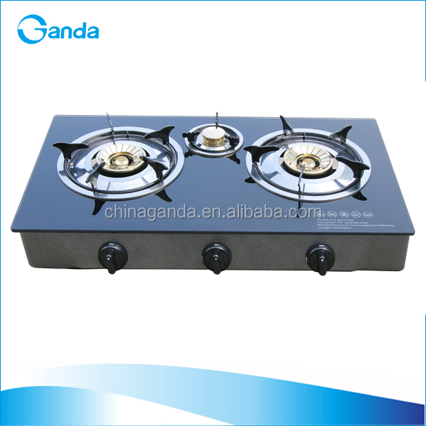 Cooking Ware Gas Range/ Cooking Ware Gas Appliance/ Cooking Ware Gas Hotplate (GT-673R)