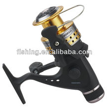 Black body and line spinning fishing long reel CPR