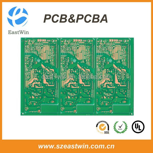 Wireless router charging pcb