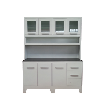 Indian Kitchen Cabinets Metal Pantry Cabinet / Kitchen Pantry Cupboards  Aluminium