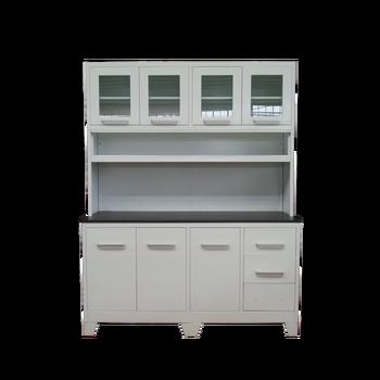 Indiano Mobili Da Cucina In Metallo Pantry Cabinet/cucina Dispensa Armadi  Alluminio - Buy Pantry Cabinet,Indiana Mobili Da Cucina,Dispensa Product on  ...