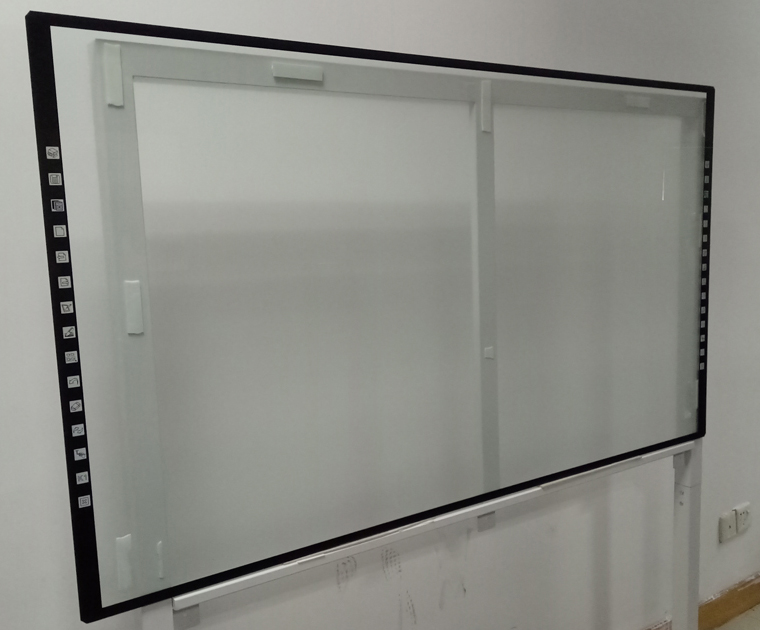 hopsonglass non-glare magnetic glass whiteboard Anti glare glass