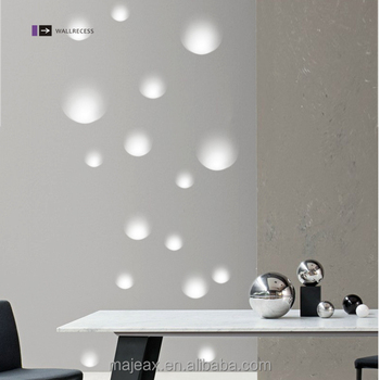 Modern plaster gypsum recessed decorative led wall light buy modern plaster gypsum recessed decorative led wall light aloadofball Images