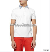 men's 2012 lapel collar polo t-shirts