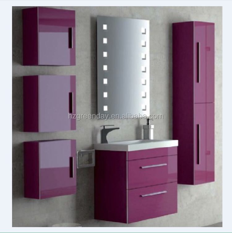 purple move import furniture bathroom designs from china