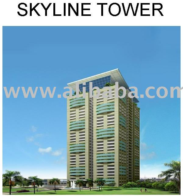 Andrea North Skyline Tower in New Manila, Quezon City!