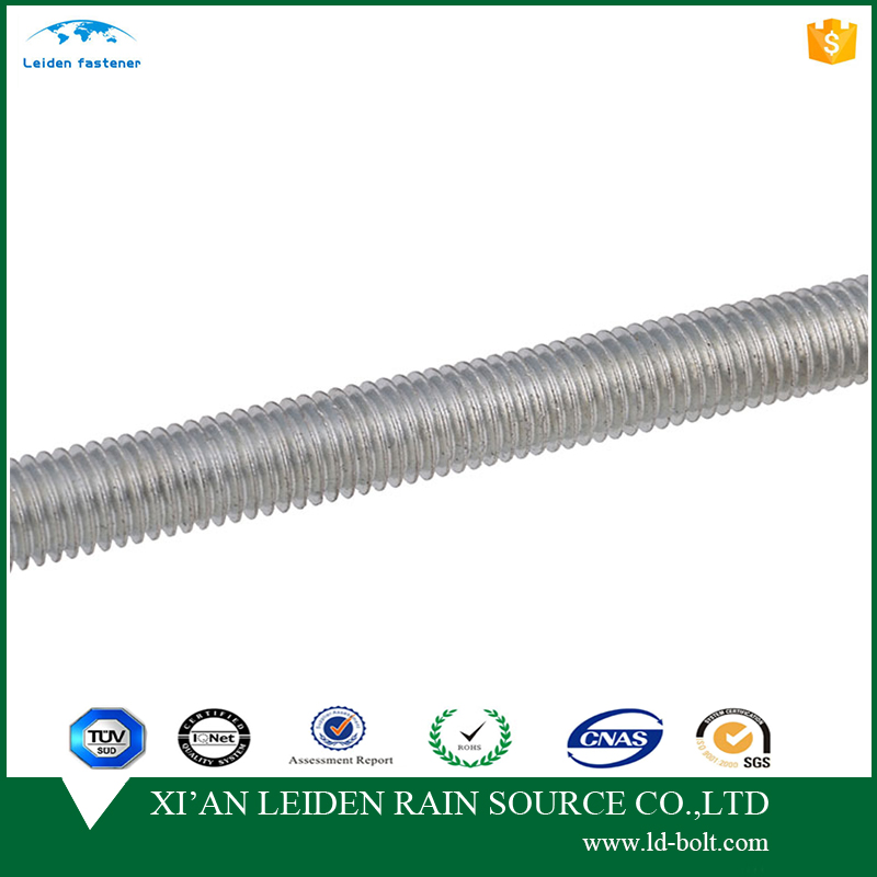 factory made high reflective full thread rod m39