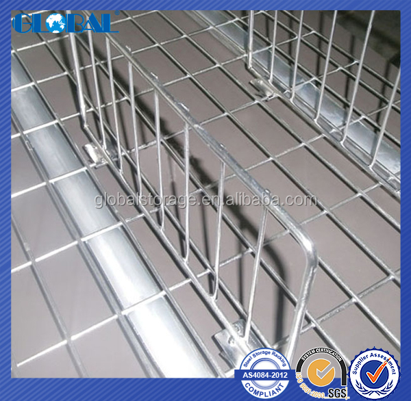 Pallet Rack Wire Deck Dividers, Pallet Rack Wire Deck Dividers ...