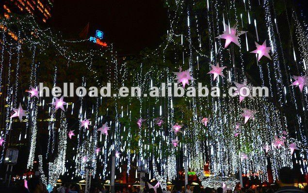 2012 fantastic decorations/inflatable/ceiling/led lighting star